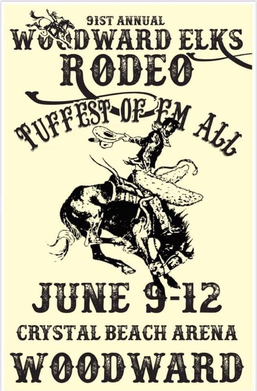 Woodward Elks Rodeo